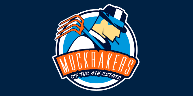 Graphic for muckrakers