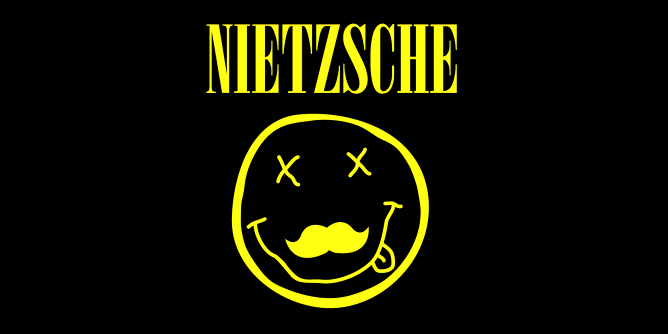 Graphic for nietzsche