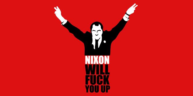 Graphic for nixon