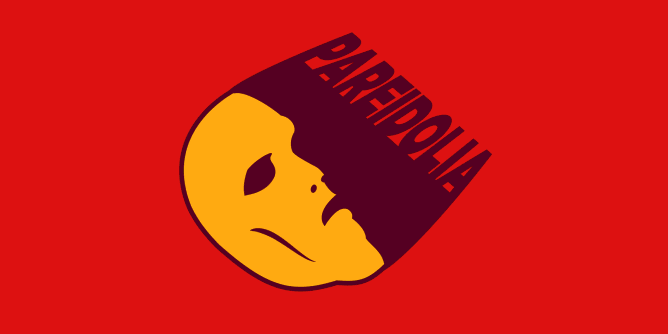 Graphic for pareidolia
