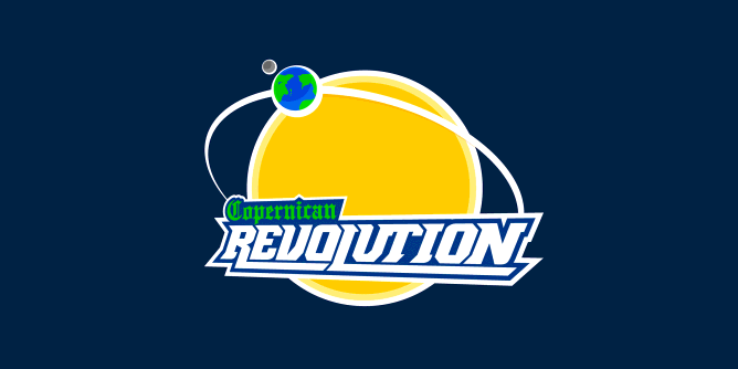 Graphic for revolution