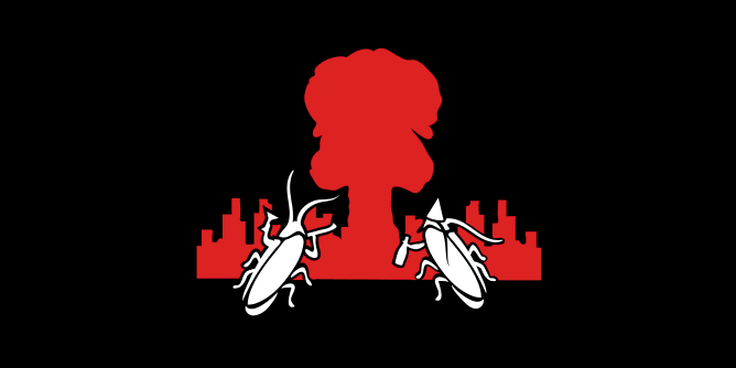 Graphic for roach