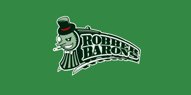 Graphic for robberbarons