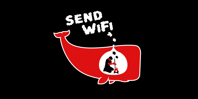 Graphic for sendwifi
