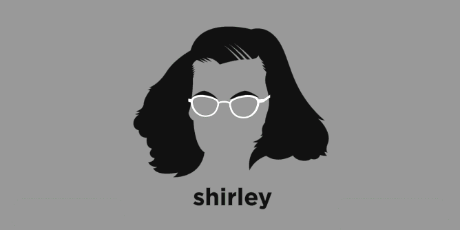 Graphic for shirley-jackson