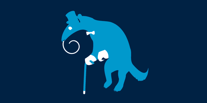 Graphic for sir-anteater