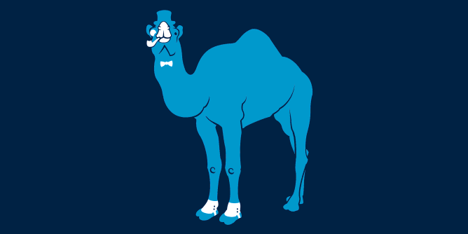 Graphic for sir-camel