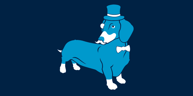 Graphic for sir-dachshund