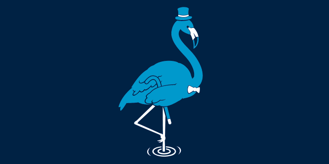 Graphic for sir-flamingo