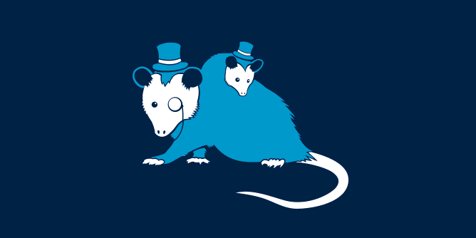 Graphic for sir-opossum