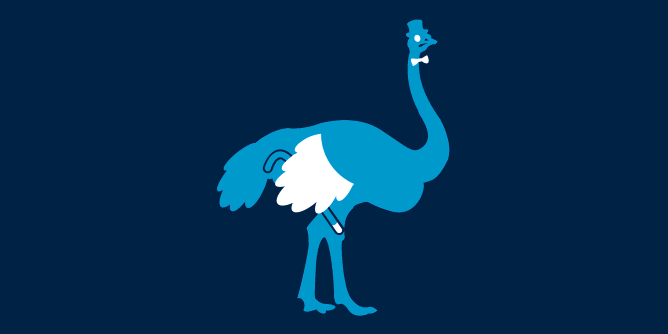 Graphic for sir-ostrich