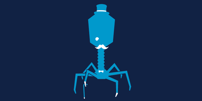 Graphic for sir-phage