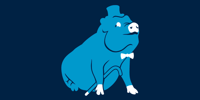Graphic for sir-pig