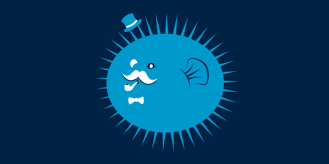 Graphic for sir-pufferfish