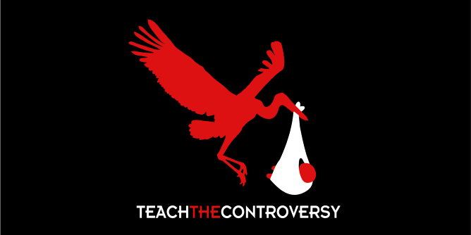 Graphic for stork