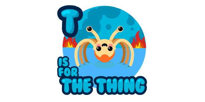 Graphic for t-is-for-the-thing