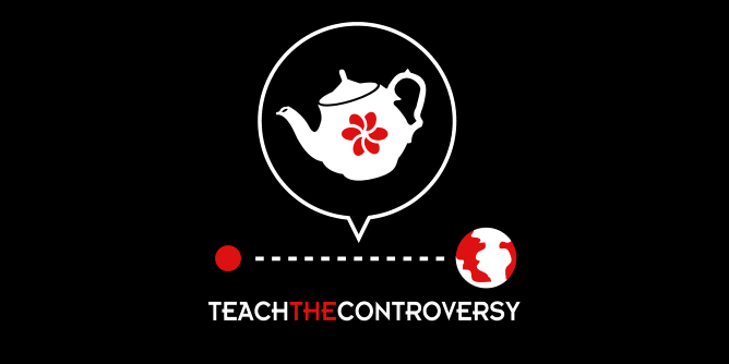 Graphic for teapot