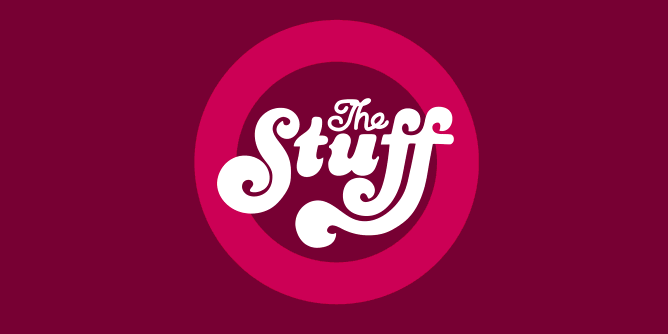 Graphic for thestuff