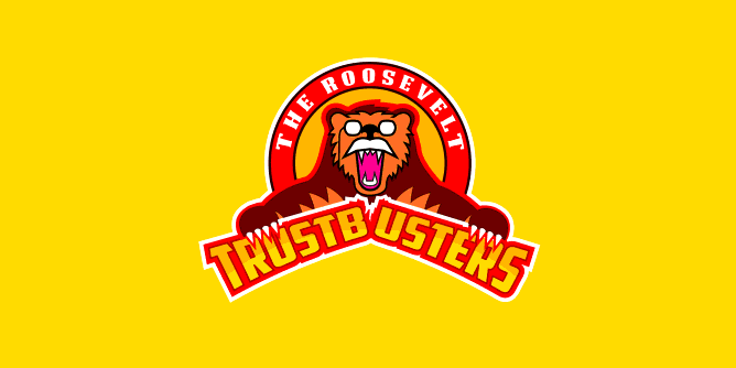 Graphic for trustbusters