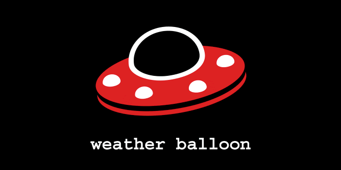 Graphic for weatherballoon
