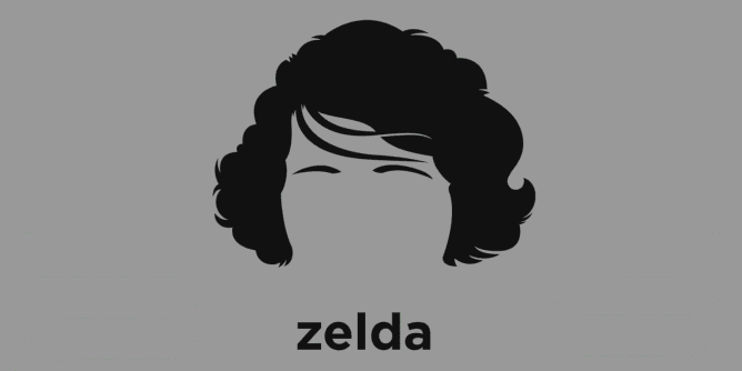 Graphic for zelda-fitzgerald